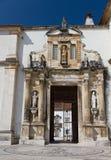 porta för järn för coimbra ferreaport Royaltyfri Bild