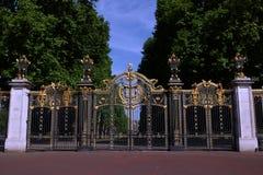 Porta fechado Foto de Stock Royalty Free