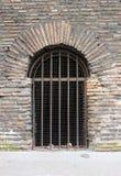Porta fechado uma prisão Fotografia de Stock