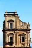 Porta felice, в Палермо, против неба Стоковые Изображения RF