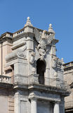 Porta felice in palermo, detailed view Stock Images