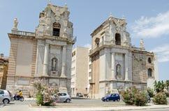 Porta Felice, Palermo, Sicily royalty free stock photo