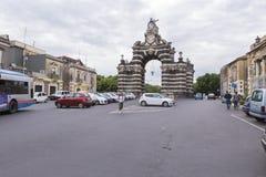 Porta Garibaldi Fotografia Stock