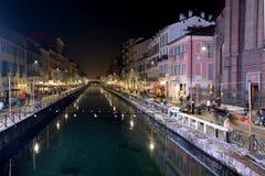 Porta Genova immagini stock libere da diritti