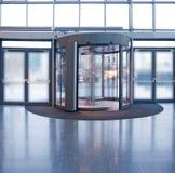 Porta giratória Fotos de Stock