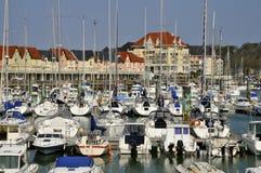 Porta Guillaume al mer del sur di tuffi in Francia Fotografia Stock Libera da Diritti