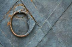 Porta histórica Fotos de Stock Royalty Free