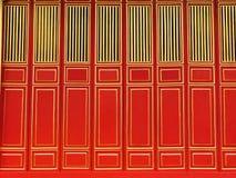 Porta imperial da antiguidade do palácio Fotos de Stock