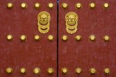 Porta imperial do palácio Imagem de Stock Royalty Free