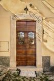 Porta italiana Fotografia de Stock