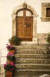Porta italiana Fotografia de Stock Royalty Free