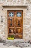 Porta italiana Fotografia Stock Libera da Diritti