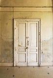 Porta italiana velha Fotografia de Stock Royalty Free