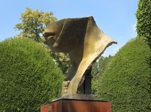 Porta Italica , bronze sculpture by Igor Mitoraj Stock Photography