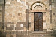 Porta lateral Imagens de Stock Royalty Free
