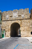 Porta Lecce. Brindisi. Puglia. Italy. Royalty Free Stock Photo