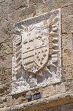 Porta Lecce. Brindisi. Puglia. Italy. Stock Photo