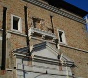 Porta Liviana Immagine Stock Libera da Diritti