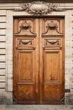 Porta luxuosa Imagens de Stock Royalty Free