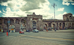 Porta Maggiore Rome, Italy Royalty Free Stock Images
