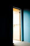 Porta magica Fotografia Stock