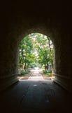 A porta meridiana (porta dianteira) de Ming Palace Fotografia de Stock