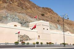 Porta a Muttrah, Oman Fotografia de Stock Royalty Free