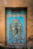Porta nel Marocco Fotografie Stock