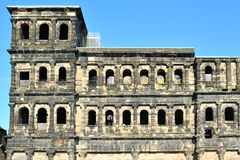 The Porta Nigra Stock Images