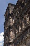 Porta Nigra. The Roman city gate of the ancient German city of Trier Stock Photo