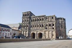 The Porta Nigra (Black Gate), Trier Stock Photography