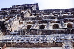 Porta Nigra Black Gate Royalty Free Stock Image