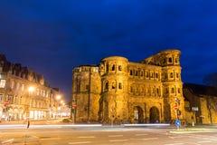 Porta Nigra i Trier Royaltyfria Bilder