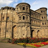 Porta Nigra Stock Photo