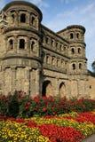 Porta Nigra. Roman Porta Nigra in Trier. Germany Royalty Free Stock Photography