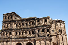 Porta Nigra in Trier Royalty Free Stock Images