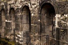 Porta Nigra in Trier Stock Images