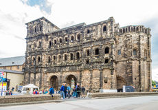 The Porta Nigra Stock Photography