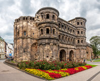 The Porta Nigra Royalty Free Stock Photos