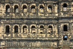 Porta Nigra, Trier, Germany Royalty Free Stock Photography