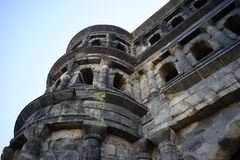 Porta Nigra in Trier Mosel Germany Stock Images