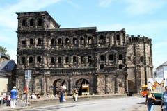Porta Nigra, Trier, Rhineland-Palatinate, Germany Royalty Free Stock Photos