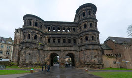 Porta Nigra Royalty Free Stock Photos