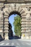 Porta Nuova Royalty-vrije Stock Afbeelding