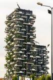 Porta Nuova Area, Milan, Italy. Royalty Free Stock Image