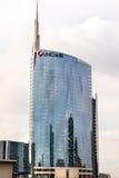 Porta Nuova Area, Milan, Italy. Stock Image
