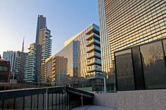 Porta Nuova directional centre Royalty Free Stock Photos