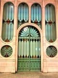 Porta Nuova stacja kolejowa w Turyn mieście, Włochy Sztuka, historia i craftsmanship, zdjęcia royalty free