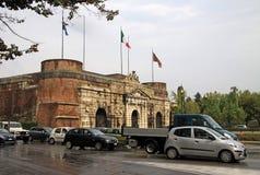 Porta Nuova in Verona, ITALY Stock Image
