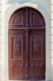 Porta ornamentado Imagem de Stock